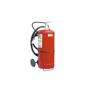 Огнетушитель порошковый ОП-100 для устранения очагов возгорания в Шымкенте
