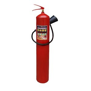Огнетушитель углекислотный ОУ-7 для тушения возгораний веществ в Шымкенте