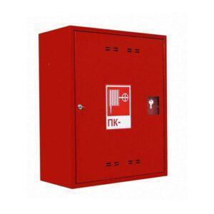 Шкаф пожарный ШПК-310-(01) (металлический) крас/бел в Шымкенте