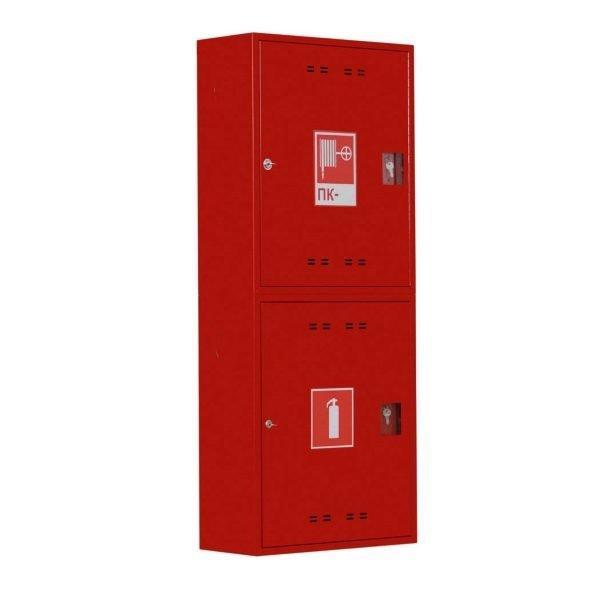 Шкаф пожарный ШПК -320- (03) крас/бел Пожарные шкафы в Шымкенте