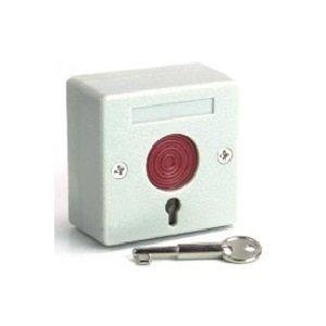 Кнопка с фиксацией EGS-P01 Извещатели тревожной сигнализации в Шымкенте